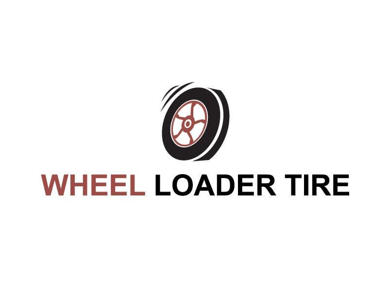 Kilpailutyö #13 kilpailussa Design a Logo for Wheel Loader Tire Website/Business