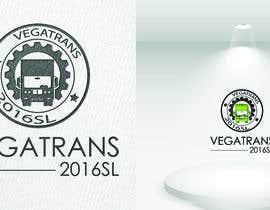#134 untuk Logo for transport company - VEGATRANS 2016SL oleh farhanamisty