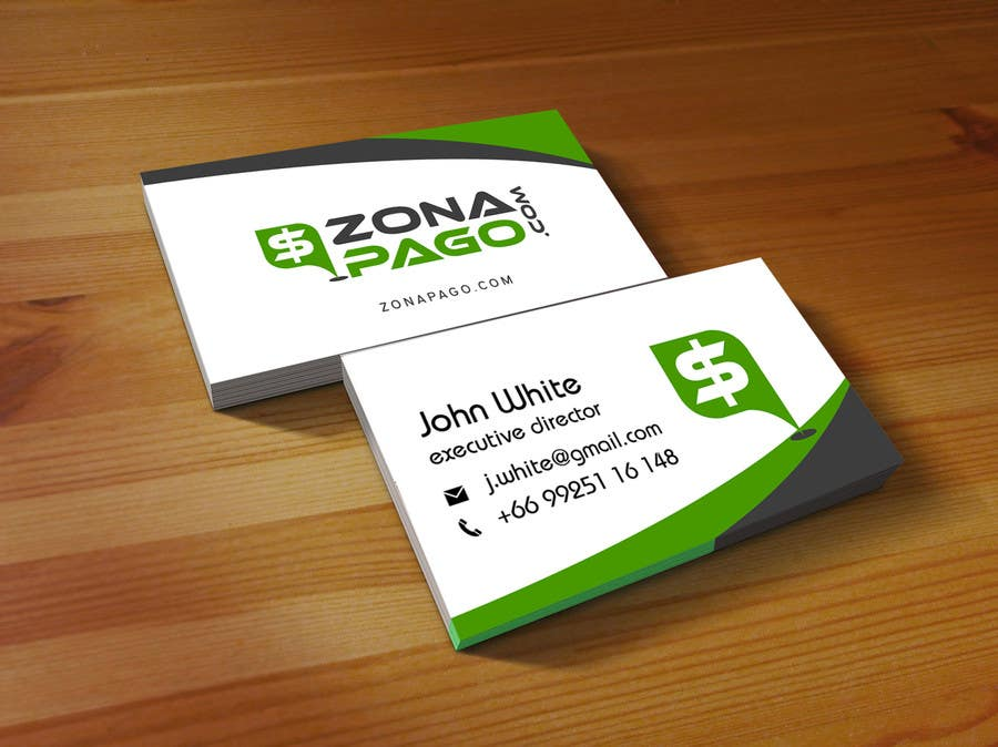 Contest Entry #                                        20                                      for                                         Design a Logo and Business Card