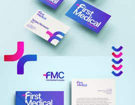 #234 para Design a Logo, Business Card, Letterhead and Facebook Cover Photo for distributor company of medical equipment and supplies por AlexMo1