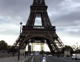 #7 for Put me with my vespa in front of the eiffel tower by Mhassandarwish