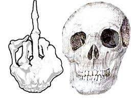 #16 for Skullhead Marie by mkdesigner074
