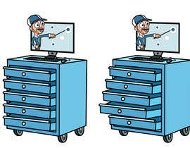 #24 for cartoon tool box  - 25/10/2020 15:01 EDT by prakash777pati