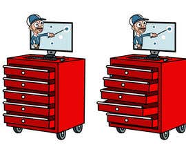 #25 for cartoon tool box  - 25/10/2020 15:01 EDT by prakash777pati