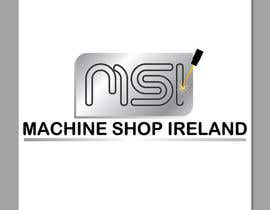 #19 untuk Design a Logo for Machine Shop Ireland. oleh adripoveda