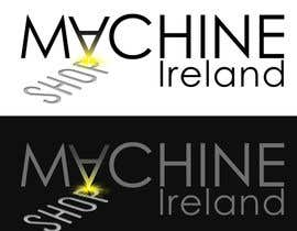#3 pentru Design a Logo for Machine Shop Ireland. de către TomasBalbuena