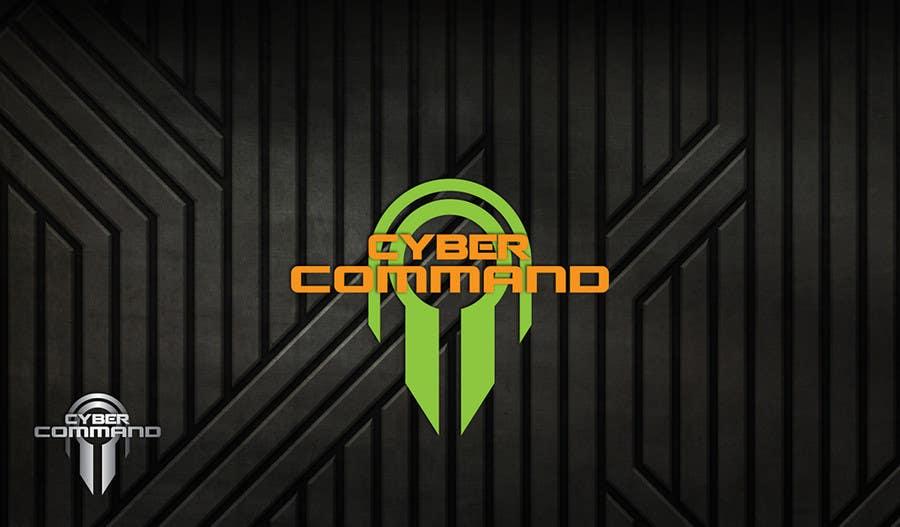 Bài tham dự cuộc thi #22 cho Logo Design for Cyber Command Portal