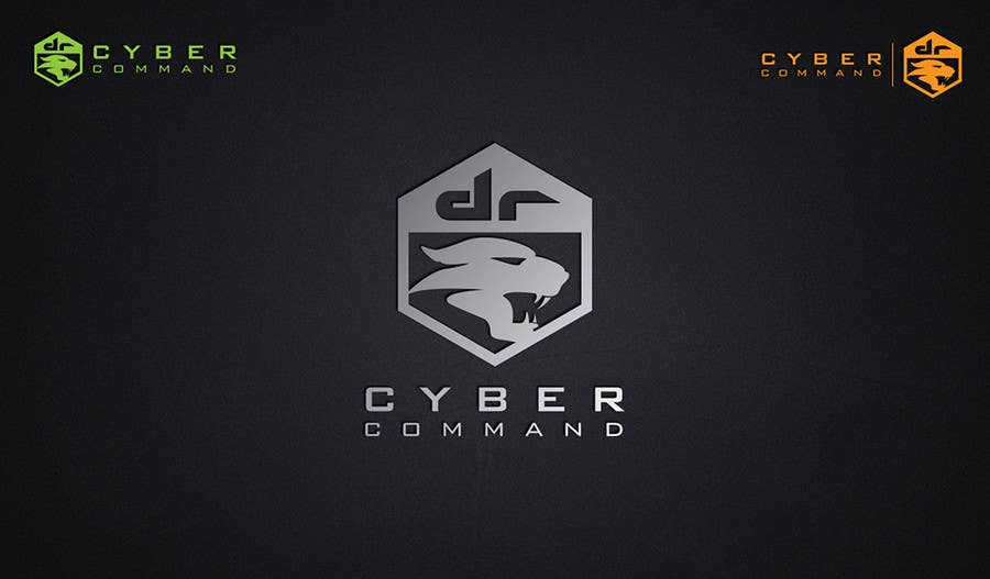 Contest Entry #38 for Logo Design for Cyber Command Portal