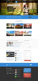 #18 for Design for travel planning site (landing page and initial interaction) by TECHRONYX