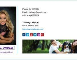 #7 for Design Email Signature by marratainwd