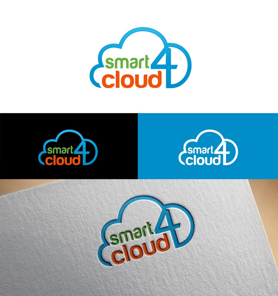 Inscrição nº 21 do Concurso para Diseñar un logotipo for smart4cloud