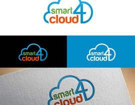 #21 para Diseñar un logotipo for smart4cloud de laniegajete