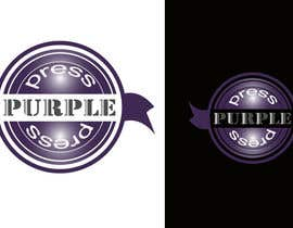 #26 for Design a Logo for Purple Press by srdas1989