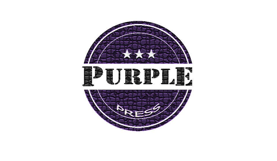 Entri Kontes #63 untukDesign a Logo for Purple Press