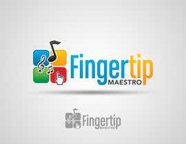 #19 for Logo Design for Fingertip Maestro by amauryguillen