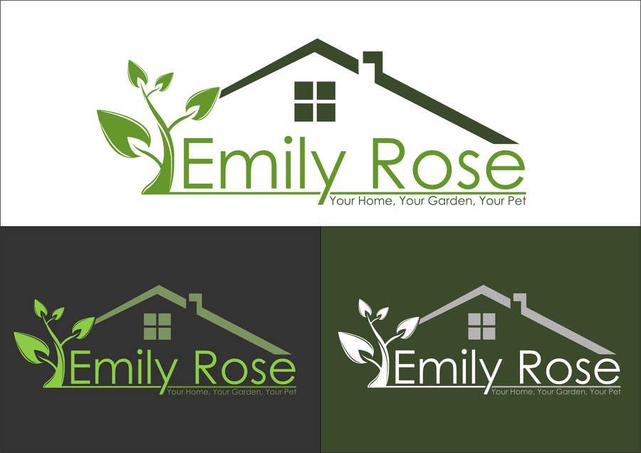 Penyertaan Peraduan #                                        12                                      untuk                                         Design a Logo for Emily Rose