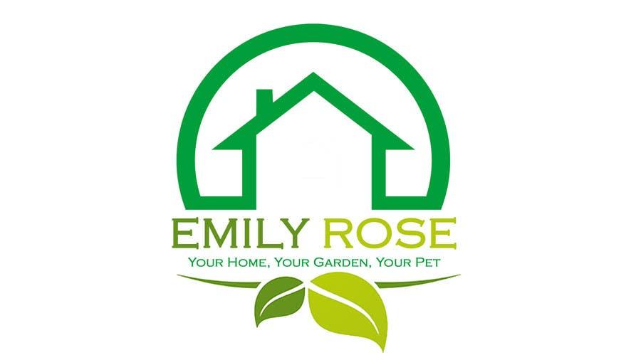 Penyertaan Peraduan #                                        1                                      untuk                                         Design a Logo for Emily Rose