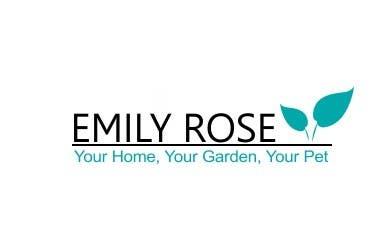Penyertaan Peraduan #                                        39                                      untuk                                         Design a Logo for Emily Rose