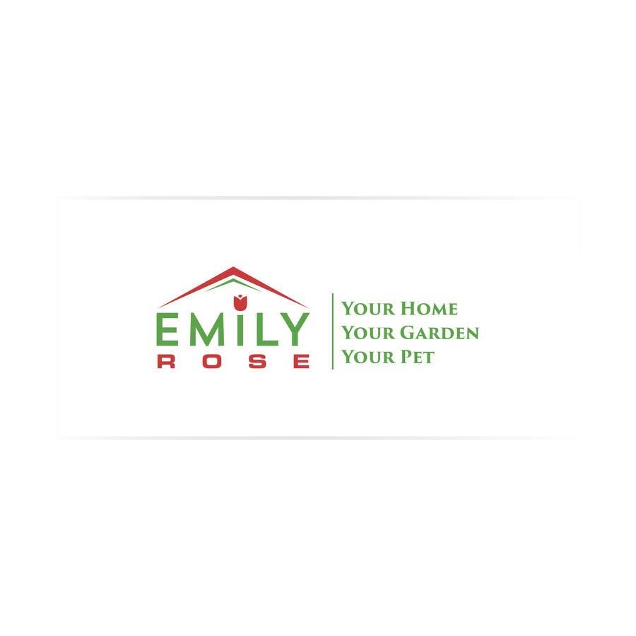 Penyertaan Peraduan #                                        25                                      untuk                                         Design a Logo for Emily Rose