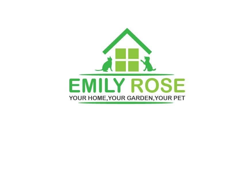Penyertaan Peraduan #                                        63                                      untuk                                         Design a Logo for Emily Rose