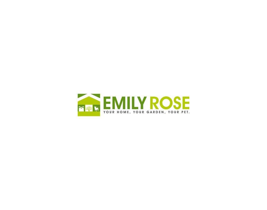 Penyertaan Peraduan #                                        45                                      untuk                                         Design a Logo for Emily Rose