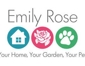 #68 for Design a Logo for Emily Rose av AlejandroBaezM