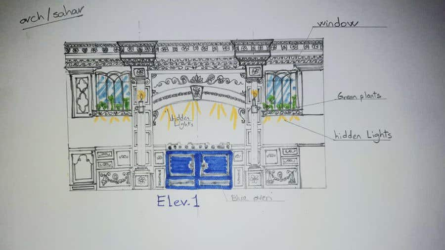 Proposition n°                                        27                                      du concours                                         Finalize my kitchen design