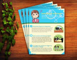 #80 untuk Design a simple Poster (Brochure or card is ok too) oleh afsar474