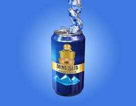Nro 59 kilpailuun Logotipo for craft beer brand - DONA JÚLIA käyttäjältä zihad46981