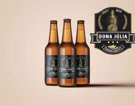 Nro 50 kilpailuun Logotipo for craft beer brand - DONA JÚLIA käyttäjältä mvd41