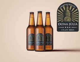 Nro 53 kilpailuun Logotipo for craft beer brand - DONA JÚLIA käyttäjältä mvd41
