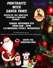 Graphic Design Kilpailutyö #12 kilpailuun Brochure to advertise dog christmas event