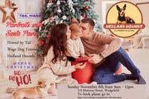 Graphic Design Kilpailutyö #58 kilpailuun Brochure to advertise dog christmas event