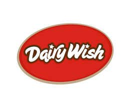 #31 dla Logo Design for 'Dairy Wish' Chocolate brand przez maidenbrands