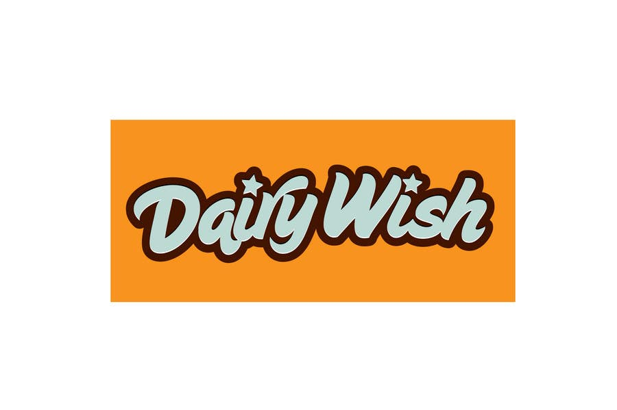 Contest Entry #32 for Logo Design for 'Dairy Wish' Chocolate brand