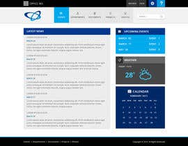 #1 for Design for SharePoint Online Intranet HomePage av surajitsaha24484