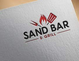 #109 for Logo for Sand Bar & Grill - Menu Redesign by mazharul479m