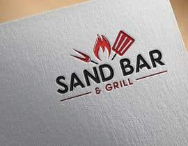 #109 for Logo for Sand Bar & Grill - Menu Redesign af mazharul479m