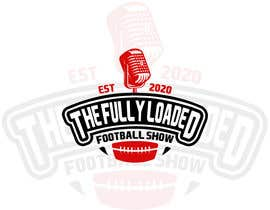 #52 untuk LOGO for american football podcast oleh Tamimshikder10