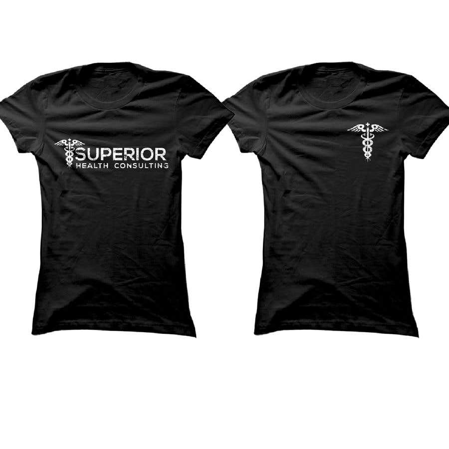 Penyertaan Peraduan #                                        38                                      untuk                                         Need a t-shirt designed for company