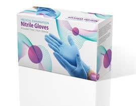 #53 untuk Nitrile Gloves Box packaging oleh vivekdaneapen