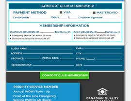 Nro 5 kilpailuun CQHS Registration Form käyttäjältä Manpreetghumiara
