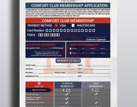 Nro 19 kilpailuun CQHS Registration Form käyttäjältä Rubelbazi89
