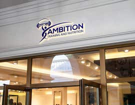 #521 for Ambition Training and Nutrition by Tamannadesign