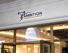 #586 for Ambition Training and Nutrition by Tamannadesign