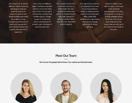 #29 for Wordpress homepage design by kantidas71