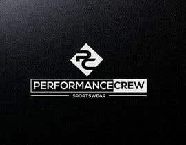 Nro 657 kilpailuun Sportswear Logos - Performance Crew Sportswear käyttäjältä SHOJIB3868