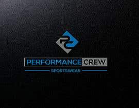 Nro 658 kilpailuun Sportswear Logos - Performance Crew Sportswear käyttäjältä SHOJIB3868