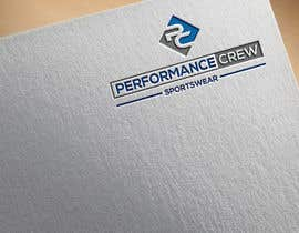 Nro 729 kilpailuun Sportswear Logos - Performance Crew Sportswear käyttäjältä SHOJIB3868