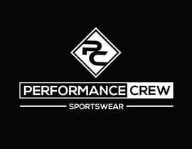 Nro 980 kilpailuun Sportswear Logos - Performance Crew Sportswear käyttäjältä SHOJIB3868